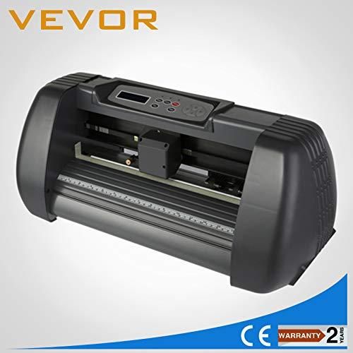 FINCOS 14'' Vinyl Cutter Bundle Sign Cutting Plotter W/ARTCUT Software Design/Cut