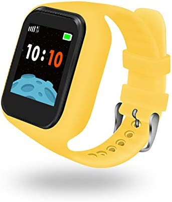 Kariwell 1.3'' Kids Positioning Watch - Real Time Location/Two Way Talking/Pedometer/Calorie/Distance Calculation/Anti-Lost/SOS/GPS Kari-194
