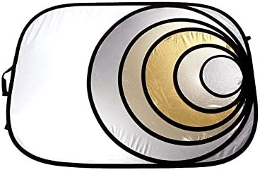 Gold//White Lastolite 75cm Reflector