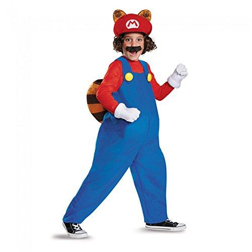 Disguise Raccoon Deluxe Nintendo Costume