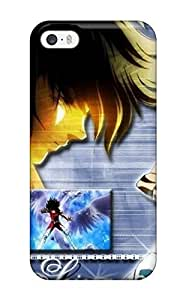 Christoper Scratch-free Phone Case For Iphone 5/5s- Retail Packaging - Pegasus Seiya
