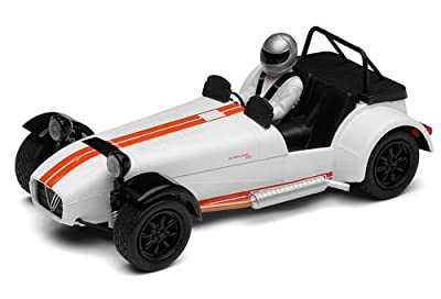 Scalextric C3093 - Caterham R500 - White from Hornby