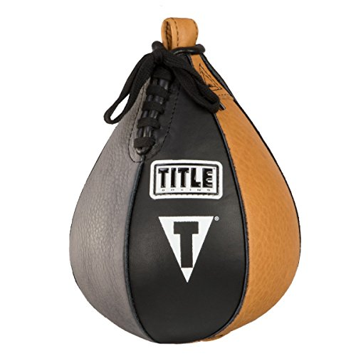 TITLE Genuine Leather Super Speed Bag