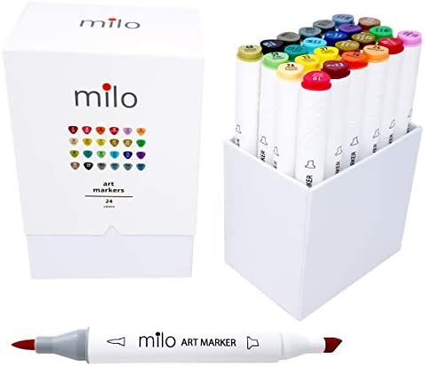 MILO Markers Alcohol Coloring Storage product image