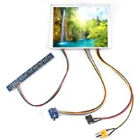 Accele LCD5VGAC 5 Low Power Video or HDMI and VGA Input Open Frame LCD Module/Kit