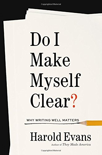Do Make Myself Clear Writing product image