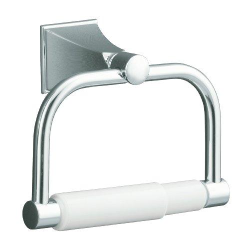 KOHLER 490-CP K-490-CP Toilet Paper Holders, Polished Chrome