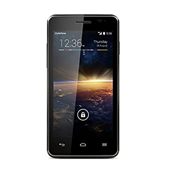 "Vodafone Smart 4 Turbo LTE+ 4.5"" SIM única 4G 1GB 1880mAh Negro - Smartphone ("