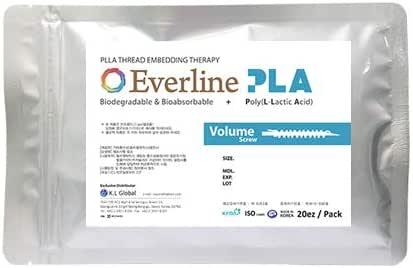 Everline PLA/PDO thread/Ultra V-Lift/Volume Type 20pieza(s ...