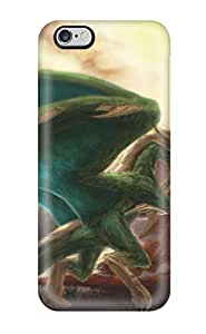 Alicia Russo Lilith's Shop Best 6 Plus Scratch-proof Protection Case Cover For Iphone/ Hot Dragon Phone Case