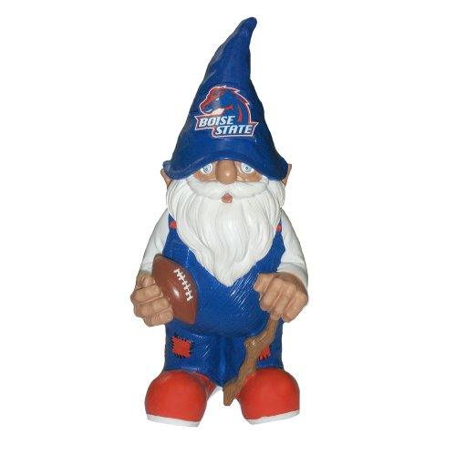 NCAA Boise State Broncos Garden Gnome (Stone Garden Gnome)