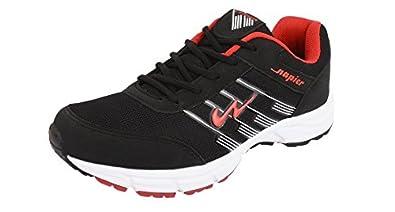 2b003971a92 Campus Napier Men Black Sports Shoe Size- 10: Buy Online at Low ...