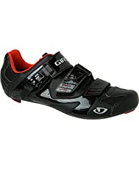 Giro 2012 Mens Factor Road Bike Shoes (Black - 41)