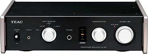 Teac HA 501 B Monaural Headphone Amplifier