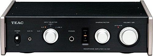 Teac HA 501 B Monaural Headphone Amplifier product image