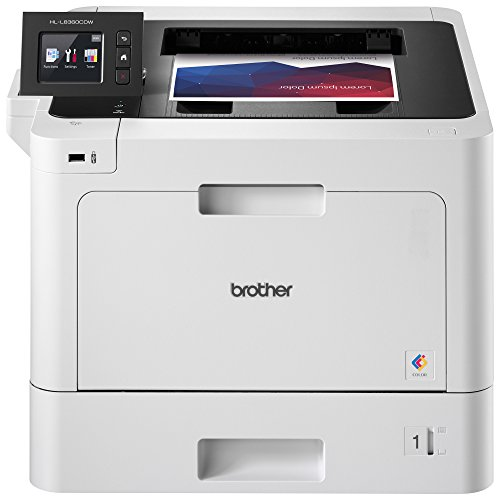 Brother Printer with High Yield Toner