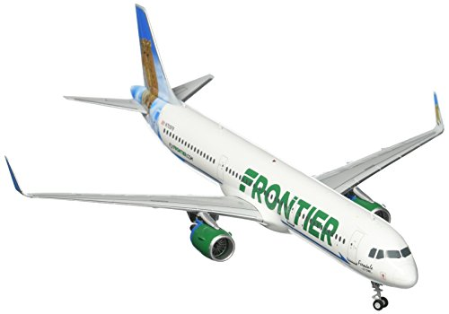 Gemini200 Frontier A321-200 'Ferndale The Owl' 1/200 Scale Airplane Model