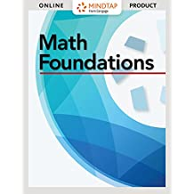 MindTap Math Foundations, 1st Edition [Instant Access]