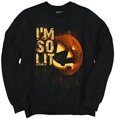 Party Halloween Costume Pumpkin Sweatshirt product image