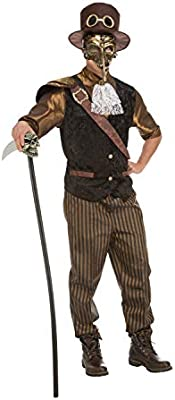 My Other Me Me-204368 Disfraz Steampunk boy para hombre, M-L ...