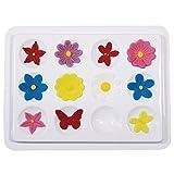 JEM 109SE054 Blossom Petal Former Fondant Cutter for Cake Decorating, Standard, Standard