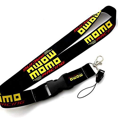 Sport Specialty Momo Racing JDM Lanyard Keychain Holder (Seats Momo Racing)