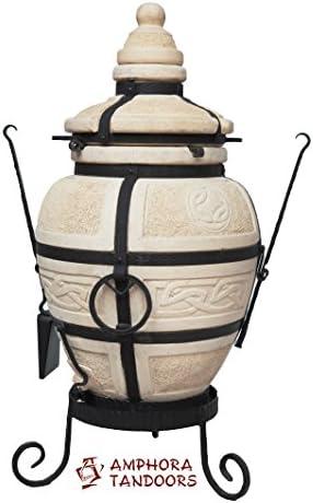Amphora Tandoor Untergestell JÄGER ESAUL ATAMAN GROßER NOMADE Тандыр Tandoori