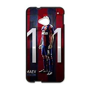 Happy Pavel Mamayev Black Phone Case for HTC One M7