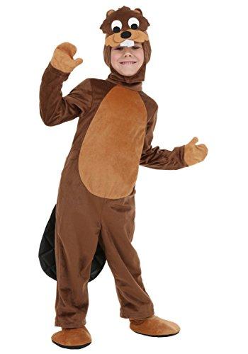 Toddler Beaver Costume 4T