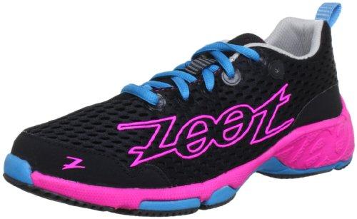 Zoot Banyan 2631067.1.1.070 - Zapatillas de running para mujer Negro (Schwarz (black - pink glow - atomic blue))