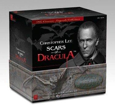 Scars Of Dracula Christopher Lee 1/6 Scale Resin Model Kit