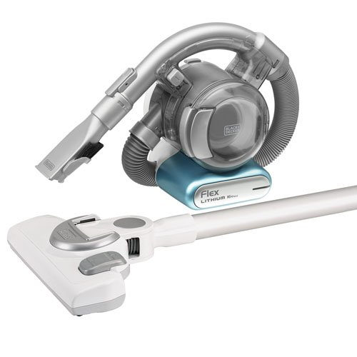 BLACK+DECKER BDH1620FLFH MAX Lithium Flex Vacuum with Stick Vacuum Floor Head, 16-volt - Cordless