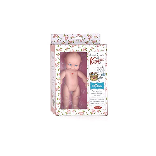 Wholesale Baby Dolls - Riley Blake Kewpie Doll and Fabric Set