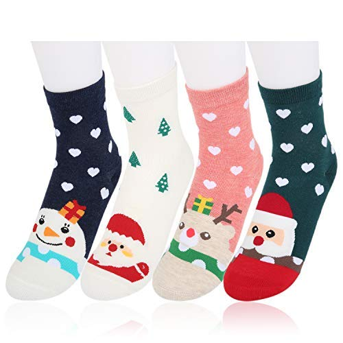 Soft and cute stretchy socks, ideal for a gift