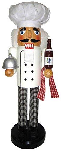 Santa's Workshop 70782 Chef Nutcracker, 14