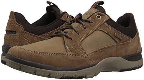 Rockport Mens Kingstin Waterproof Blucher Fashion Sneaker