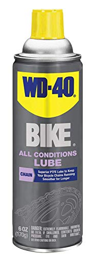 WD-40 Bike, All-Conditions Lube, Dry Lube, Wet Lube