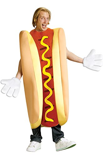 FunWo (Hot Dog Costume For Adults)