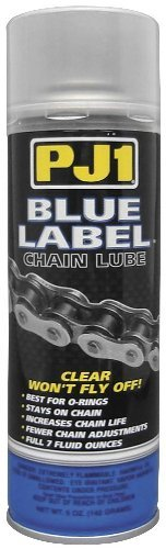 Pj1 Paint (PJ1 Blue Label Chain Lube - 8oz.)