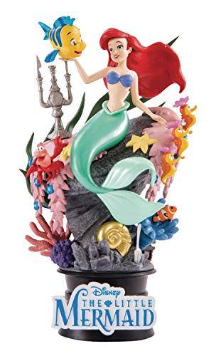 (Beast Kingdom The Little Mermaid Ds-012 D-Stage Series Statue)