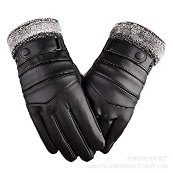 Winter Riding Gloves, Warm And Windproof, Cold And