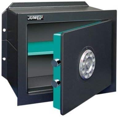 JUWEL Caja fuerte con diseño de combinación mecánica 265 x 415 KOMBIFRANK 4945 x 242 mm: Amazon.es: Bricolaje y herramientas