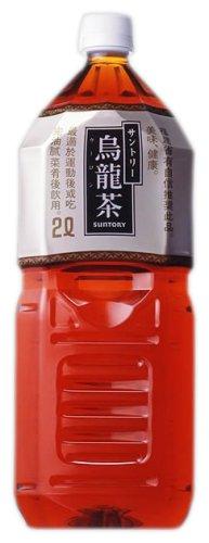 サントリー 烏龍茶 2L×6本