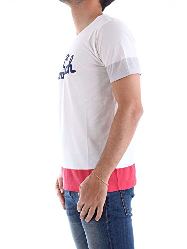 Tee Penn Uomo Logo White T rich Block Woolrich Wytee0411 S E shirt Canotte Off xXIdqvwUw
