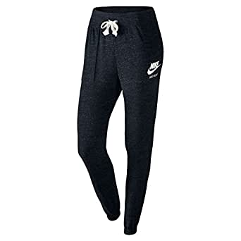 Amazon.com: Nike Women's NSW Gym Vintage Pants Black