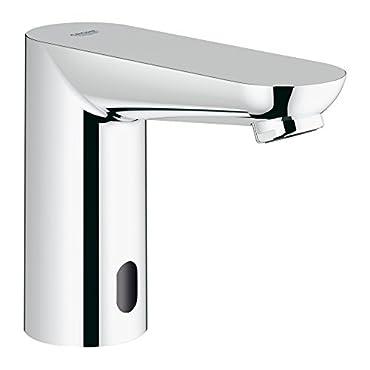Euroeco Cosmopolitan E Centerset Touchless Bathroom Faucet