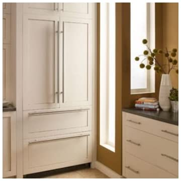 "Liebherr HC 2062 Premium Plus Series 36"" Fully Integrated French Door Refrigerator (Custom Panel Required)"