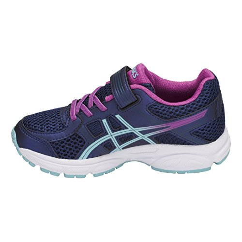 Zapatilla Asics Navy 4 Ps Niña Contend Running Pre SFdqS1