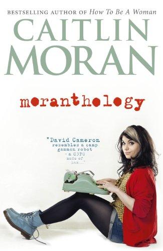 """""""Moranthology"""" av Caitlin Moran"""
