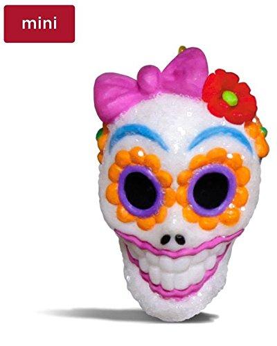 Preserving A Halloween Pumpkin (Hallmark Keepsake Halloween Decor Mini Ornament 2018 Year Dated, Sugar Skull Gal Miniature,)